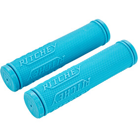 Ritchey Comp True Grip X Poignées, sky blue
